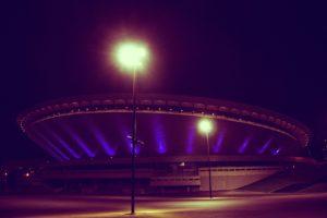 Spodek Mehrzweckhalle in Katowice
