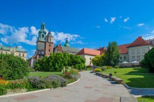 Krakow - Wawel - Kathedrale
