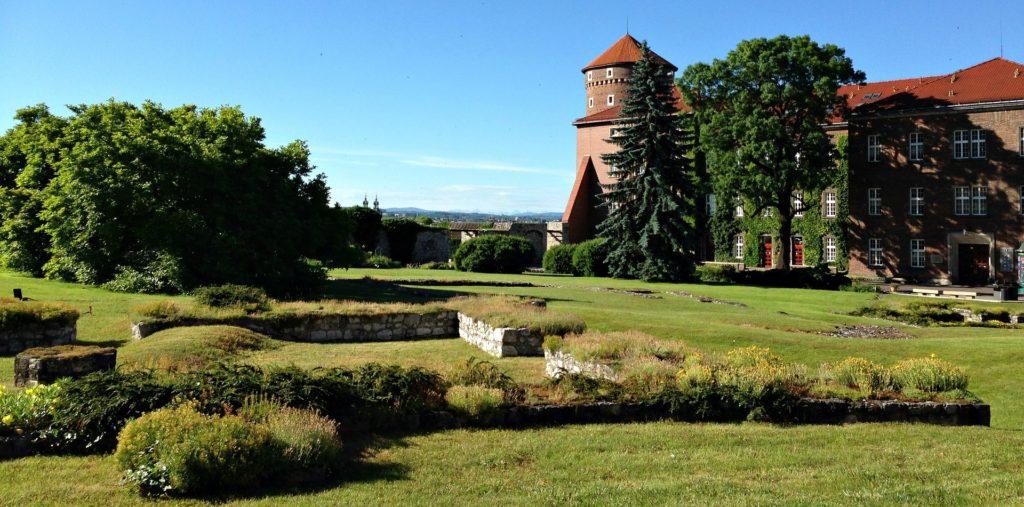 Wawel - Schloss - Krakow